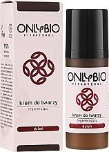 Парфюмерия и Козметика Регенериращ дневен крем за лице - Only Bio Fitosterol