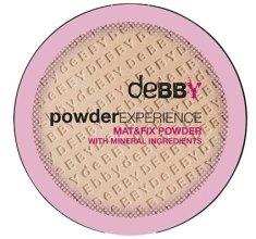 Парфюмерия и Козметика Компактна пудра - Debby Powder Experience Compact Powder