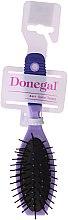 Парфюми, Парфюмерия, козметика Четка за коса, 9038, лилава - Donegal