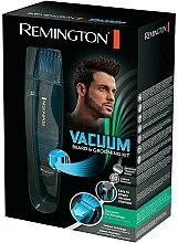 Парфюми, Парфюмерия, козметика Комбиниран тример с вакуум - Remington MB6550 Vacuum Beard and Grooming Kit