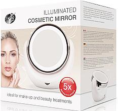 Парфюмерия и Козметика Козметично огледало - Rio Illuminated Magnifying Cosmetic Mirror