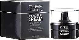 Парфюми, Парфюмерия, козметика Хидратиращ крем за лице - Gosh Donoderm Moisture Cream Prestige
