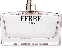 Парфюми, Парфюмерия, козметика Gianfranco Ferre Ferre Rose - Тоалетна вода (тестер без капачка)