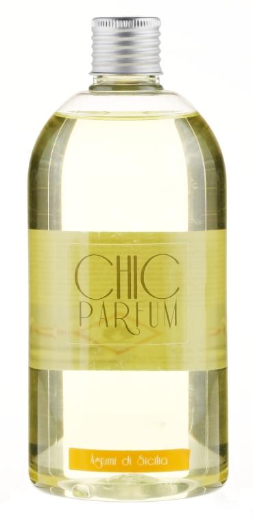 Ароматен дифузер, пълнител - Chic Parfum Refill Muschio Agrumi di Sicilia