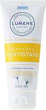 Парфюми, Парфюмерия, козметика Укрепващ крем за ръце и нокти - Lumene Klassikko Glow & Strengthen Hand & Nail Cream