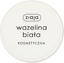 Парфюмерия и Козметика Бял козметичен вазелин - Ziaja Body Care