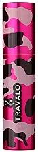 Парфюмерия и Козметика Парфюмен флакон - Travalo Classic HD Case Camouflage Pink