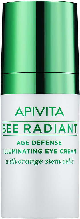 Околоочен крем - Apivita Bee Radiant Eye Cream — снимка N2