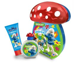 Парфюмерия и Козметика Marmol & Son The Smurfs Grouchy - Комплект (тоал. вода/50ml + душ гел/75ml)