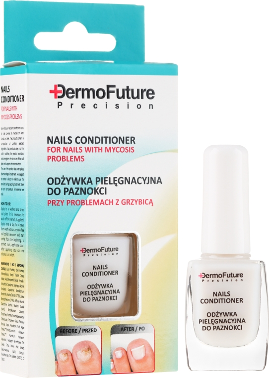 Противогъбична терапия за нокти - DermoFuture Course Of Treatment Against Nail Fungus