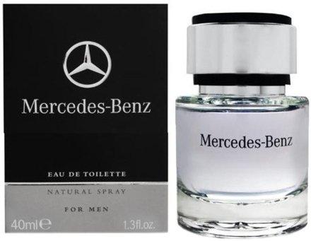 Mercedes-Benz Mercedes-Benz For Men - Тоалетна вода — снимка N5