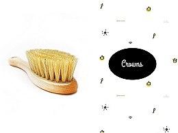 Парфюми, Парфюмерия, козметика Комплект за деца - LullaLove Crowns (четка за коса + шал)