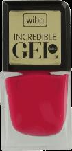 Парфюмерия и Козметика Гел-лак за нокти - Wibo Incredible Gel