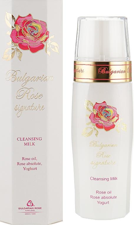Почистващо мляко - Bulgarian Rose Signature Cleansing Milk — снимка N2
