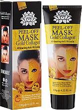 Парфюми, Парфюмерия, козметика Маска за лице против стареене със злато - Pilaten Anti Aging 24K Gold Collagen Peel Off Face Mask