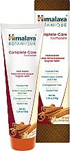 Парфюмерия и Козметика Органична паста за зъби с канела - Himalaya Herbals Botanique Complete Care Toothpaste Simply Cinnamon