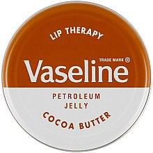 "Парфюмерия и Козметика Балсам за устни ""Какао"" - Vaseline Lip Therapy Cocoa Butter Lips Balm"