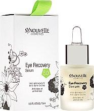 Парфюми, Парфюмерия, козметика Серум за областта около очите - Synouvelle Cosmectics Eye Recovery Serum Anti-Wrinkle Lift Anti-Dark Circles