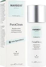 Парфюмерия и Козметика Почистващ лосион за мазна кожа - Marbert Pura Clean Regulating Lotion