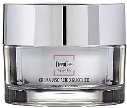 Крем за лице с гликолова киселина - Fontana Contarini Glycolic Acid Face Cream — снимка N1