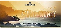 Парфюми, Парфюмерия, козметика Палитра сенки за очи - Essence G'Day Sydney Eyeshadow Palette