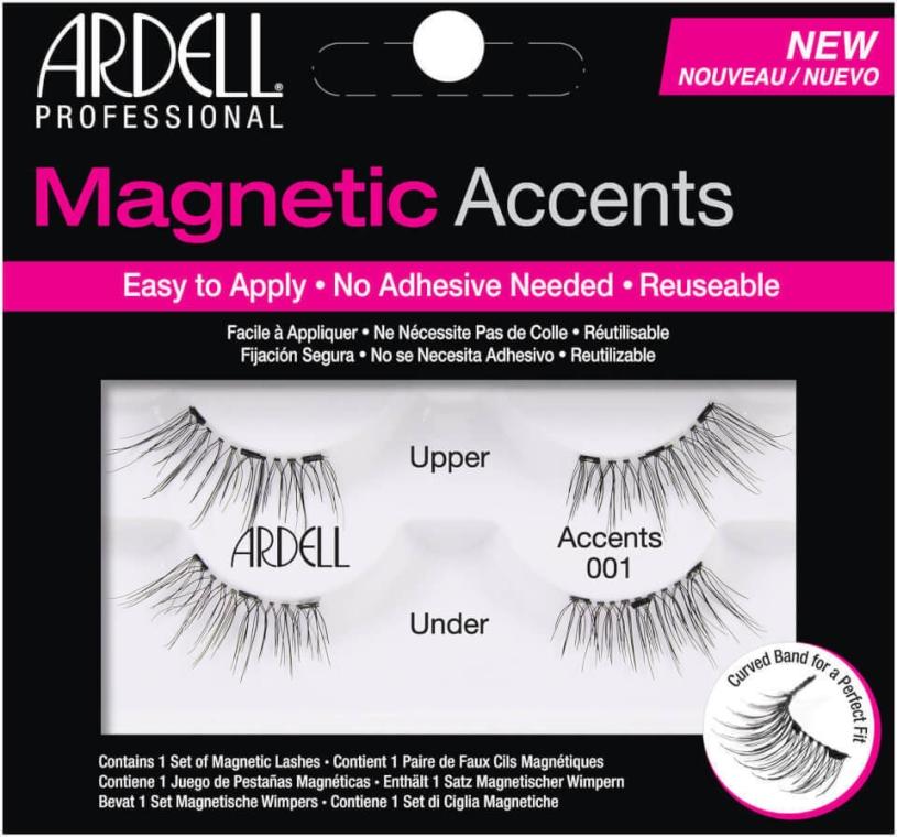 Изкуствени магнитни мигли - Ardell Magnetic Lashes Accents 001