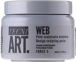 Парфюми, Парфюмерия, козметика Моделираща паста за коса - L'Oreal Professionnel Tecni.art A-Head Web Force 5