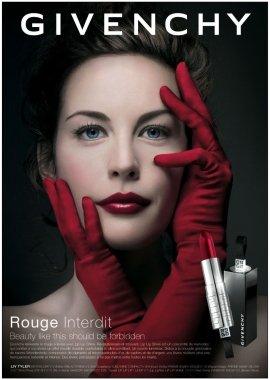 Червило за устни - Givenchy Rouge Interdit — снимка N2