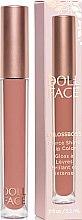 Парфюмерия и Козметика Гланц за устни - Doll Face GlossBoss Lip Color