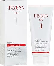 Парфюмерия и Козметика Душ гел-шампоан 2в1 - Juvena Rejuven Men Moisture Boost Shower & Shampoo Gel