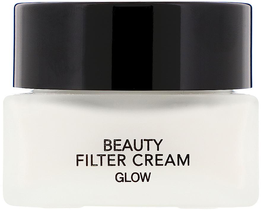 Изсветляващ крем за лице - Son & Park Beauty Filter Cream Glow — снимка N1