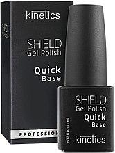 Парфюми, Парфюмерия, козметика Основа за гел лак - Kinetics Shield Gel Polish Quick Base