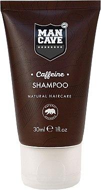 Шампоан с кофеин - Man Cave Caffeine Shampoo — снимка N2