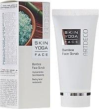 Парфюми, Парфюмерия, козметика Бамбуков скраб за лице - Artdeco Skin Yoga Face Bamboo Face Scrub