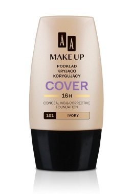 Фон дьо тен - AA Cosmetics Cover Foundation — снимка N1