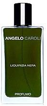 Парфюмерия и Козметика Angelo Caroli Liquirizia Nera - Парфюмна вода (тестер с капачка)