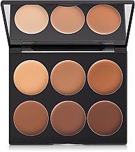 Парфюми, Парфюмерия, козметика Комплект за контуриране на лице - Sleek MakeUP Cream Contour Kit