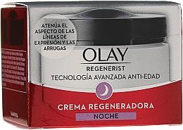 Нощен крем - Olay Regenerist Regenerating Night Cream — снимка N1