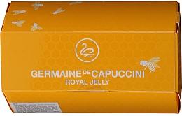 Парфюмерия и Козметика Комплект за лице - Germaine de Capuccini Royal Jelly Normal Skin (мляко/125ml + крем/50ml)
