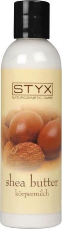 """Мляко за тяло """"Масло от ший"""" - Styx Naturcosmetic Shea Butter Bodymilk (тестер) — снимка N1"""
