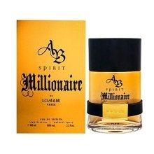 Парфюми, Парфюмерия, козметика Lomani AB Spirit Millionaire - Тоалетна вода