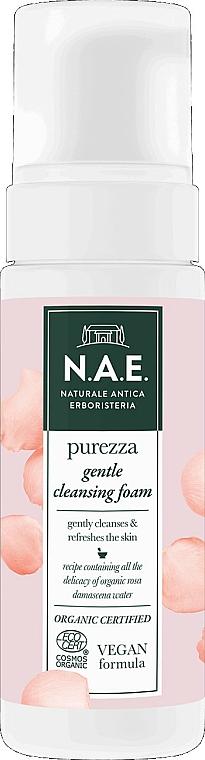 Почистваща пяна за лице - N.A.E. Purezza Gentle Cleansing Foam