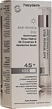 Парфюмерия и Козметика Дневен крем против бръчки - Frezyderm Anti-Wrinkle Rich Day Cream 45+