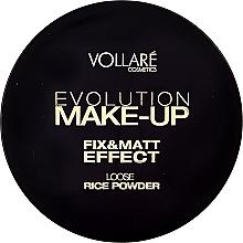 Парфюмерия и Козметика Пудра на прах - Vollare Cosmetics Evolution Make-up Rise Powder