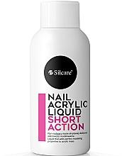 Парфюмерия и Козметика Акрилна течност за нокти - Silcare Nail Acrylic Liquid Standart Shot Action
