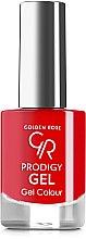 Парфюми, Парфюмерия, козметика Лак за нокти - Golden Rose Prodigy Gel Colour