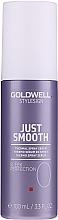 Парфюмерия и Козметика Спрей за термично изправяне - Goldwell Style Sign Just Smooth Sleek Perfection Thermal Spray Serum