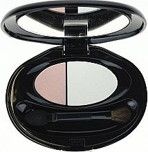Парфюми, Парфюмерия, козметика Двойни сенки за очи - Shiseido The Makeup Silky Eyeshadow Duo