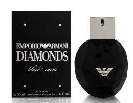 Парфюми, Парфюмерия, козметика Giorgio Armani Emporio Armani Diamonds Black Carat - Тоалетна вода