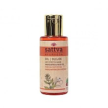 Парфюмерия и Козметика Масло за лице - Sattva Anti Stretch Mark Oil